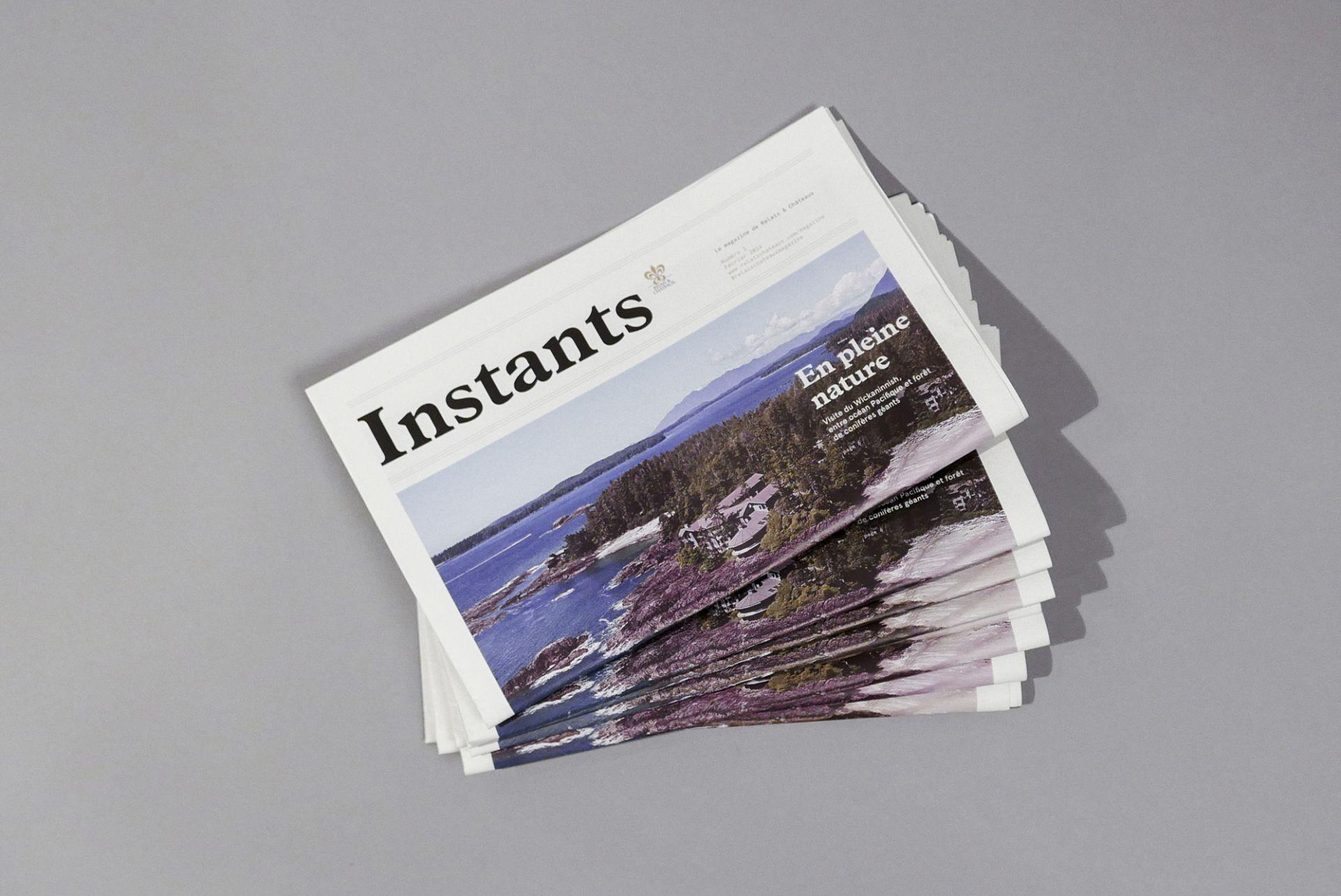 Yorgo co instants online print magazine - Www relaischateaux com creation ...